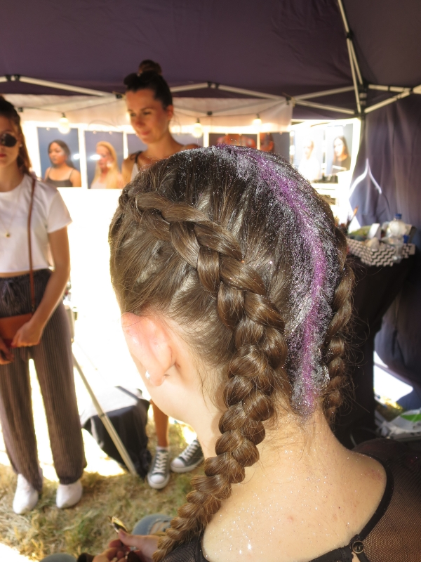 Festival Hairstyling |